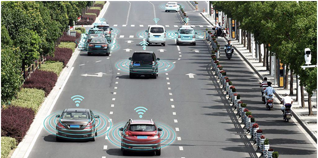 use of artificial intelligence in cars
